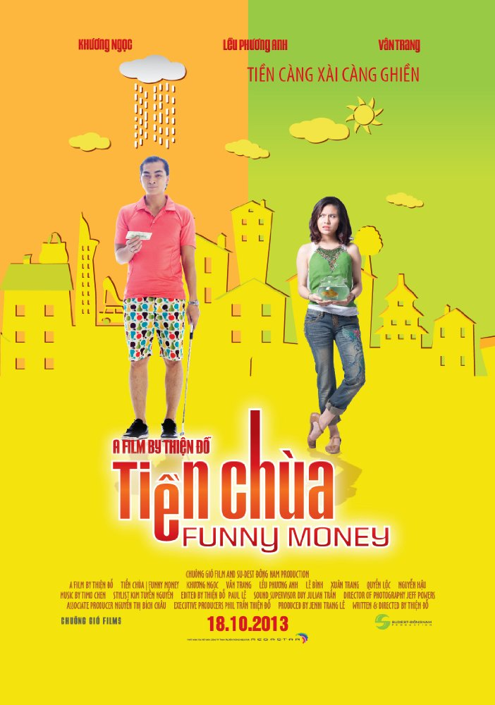 Funny Money - Tien Chua Poster
