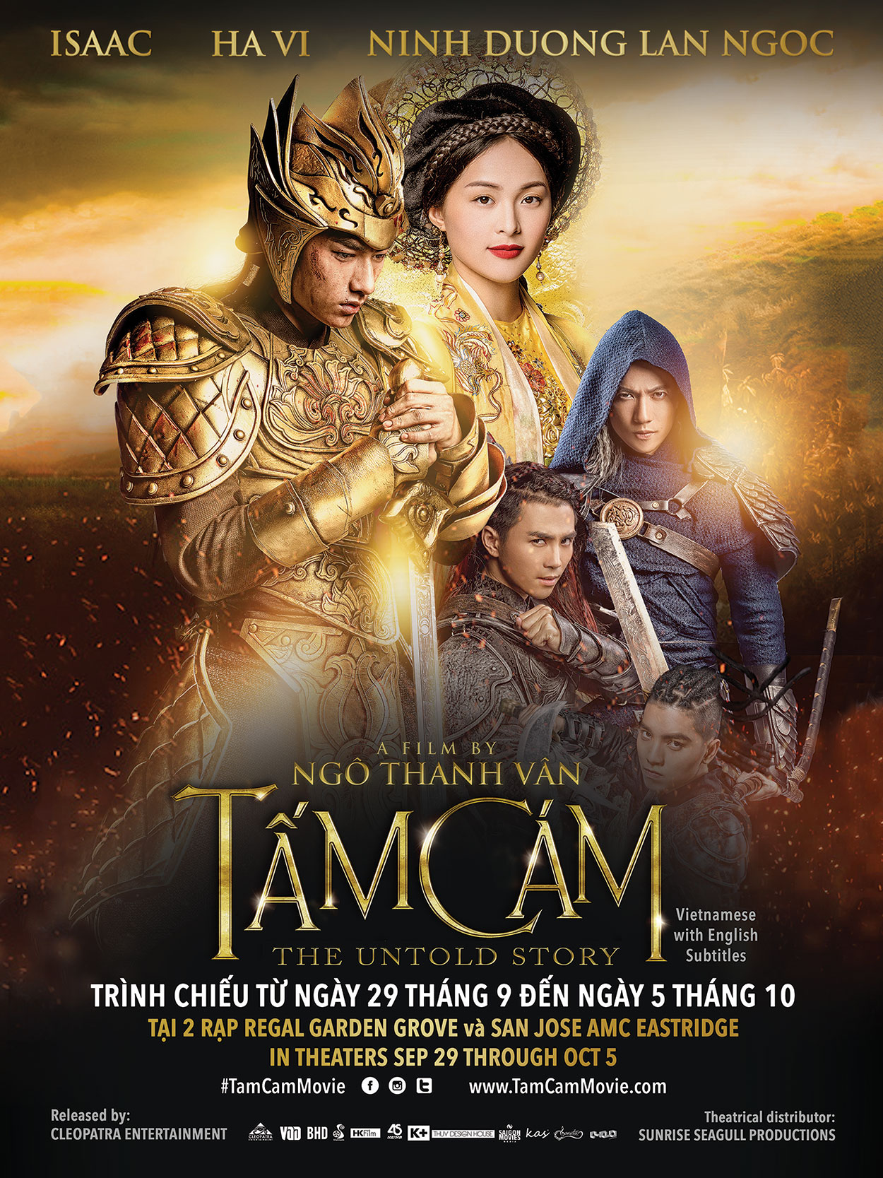 Tam Cam Movie Poster