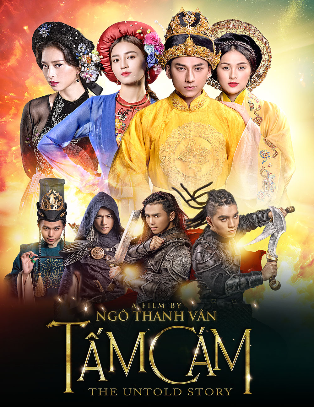 Tam Cam Movie Poster 2